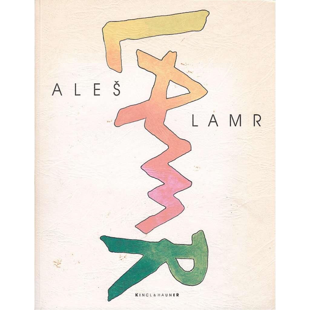 Aleš Lamr