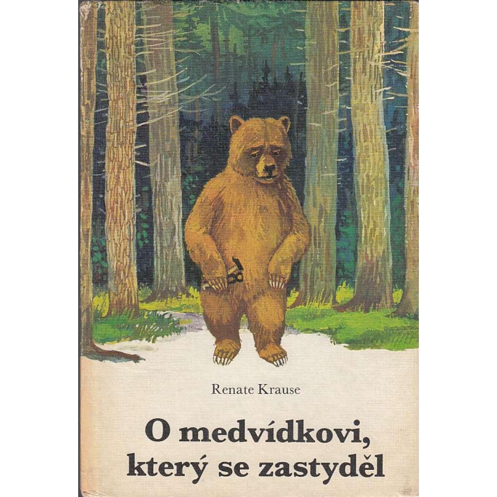 O medvídkovi, který se zastyděl