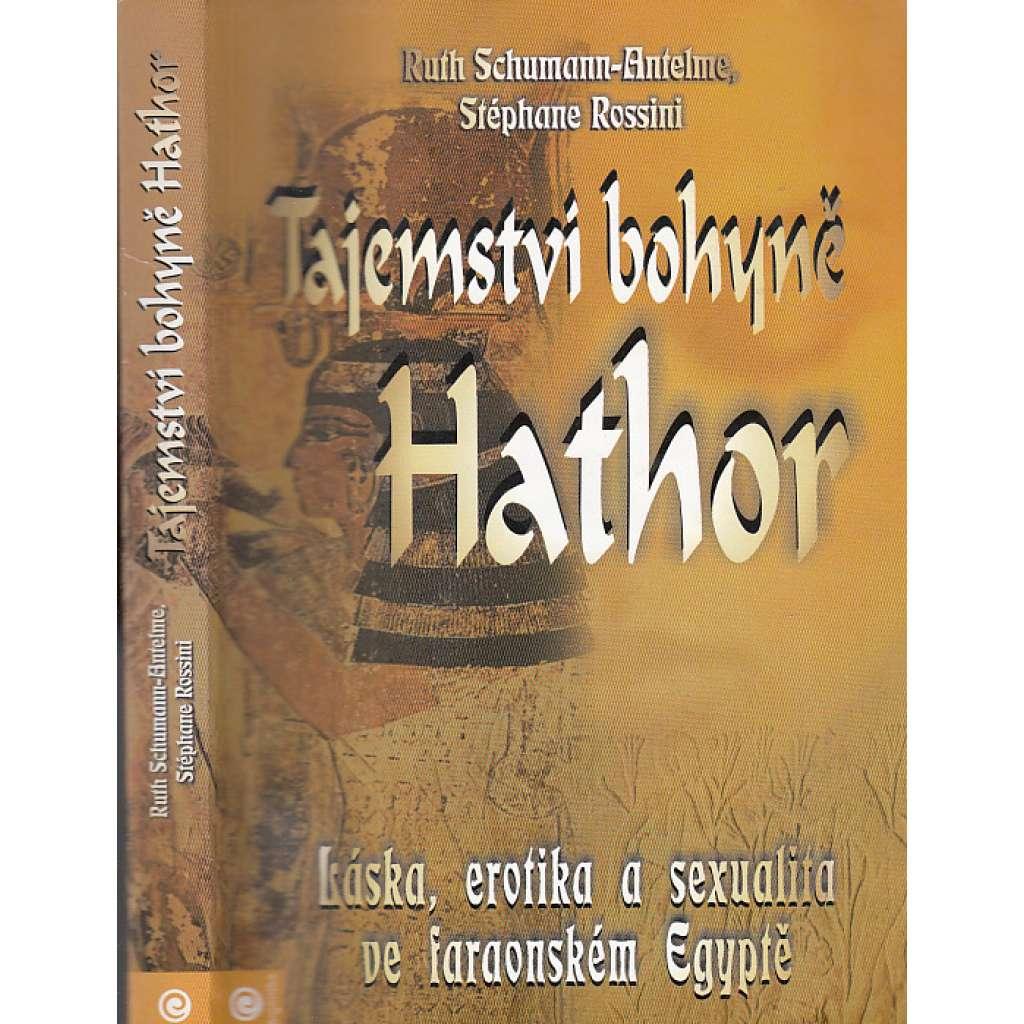 Tajemství bohyně Hathor