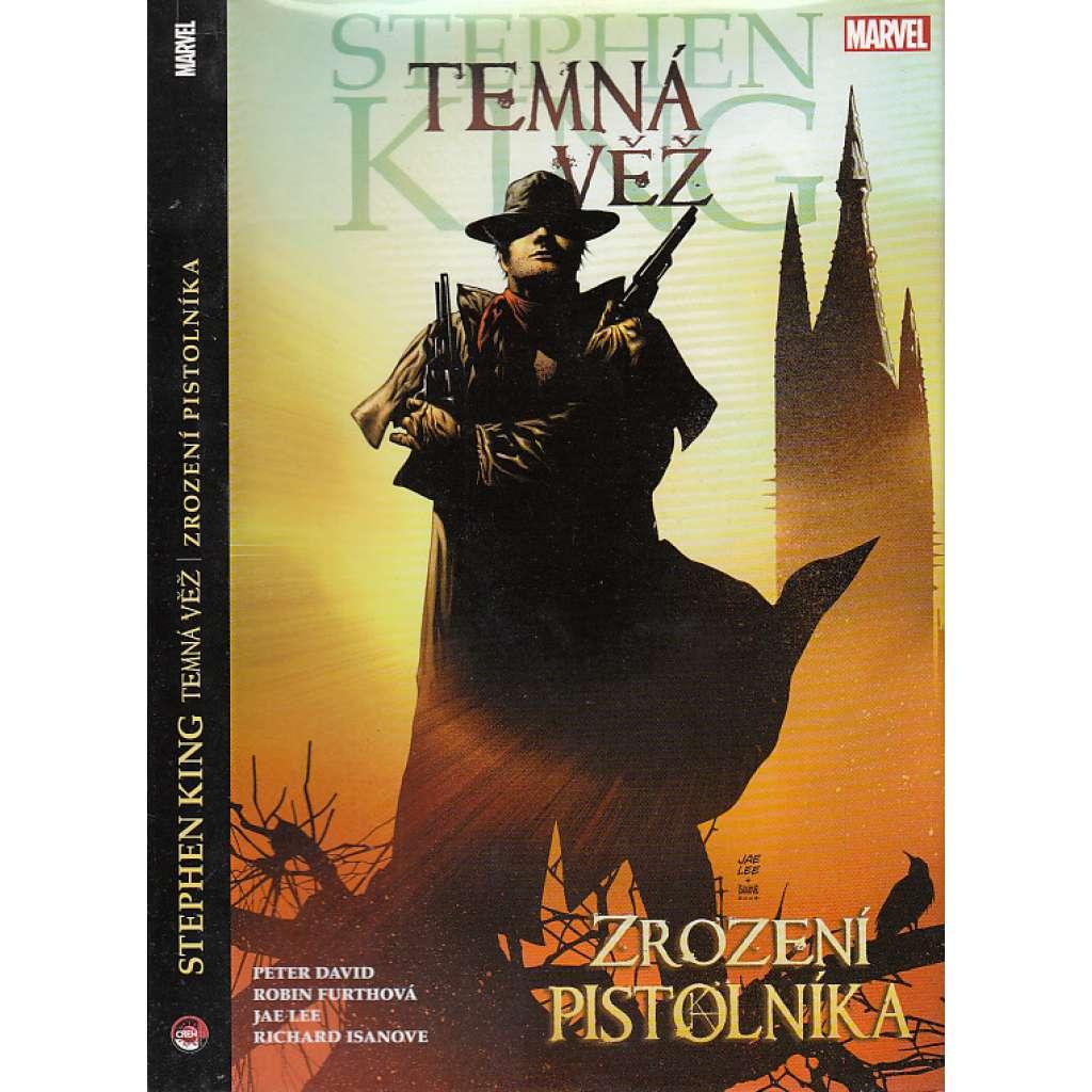 Temná věž 1: Zrození pistolníka - komiks.