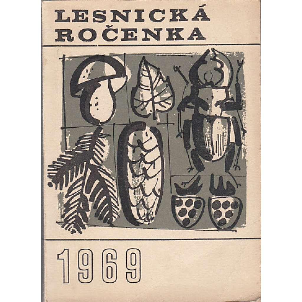 Lesnická ročenka 1969