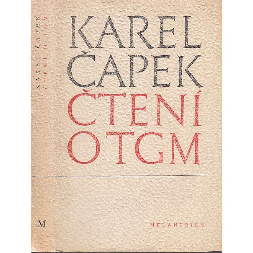 Čtení o TGM