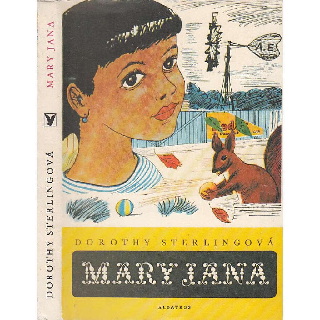 Mary Jana (ilustroval Kamil Lhoták)
