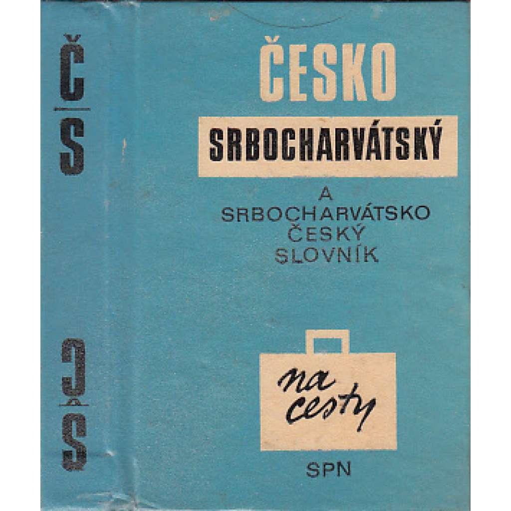Česko-srbocharvátský a srbocharvátsko český slovník na cesty