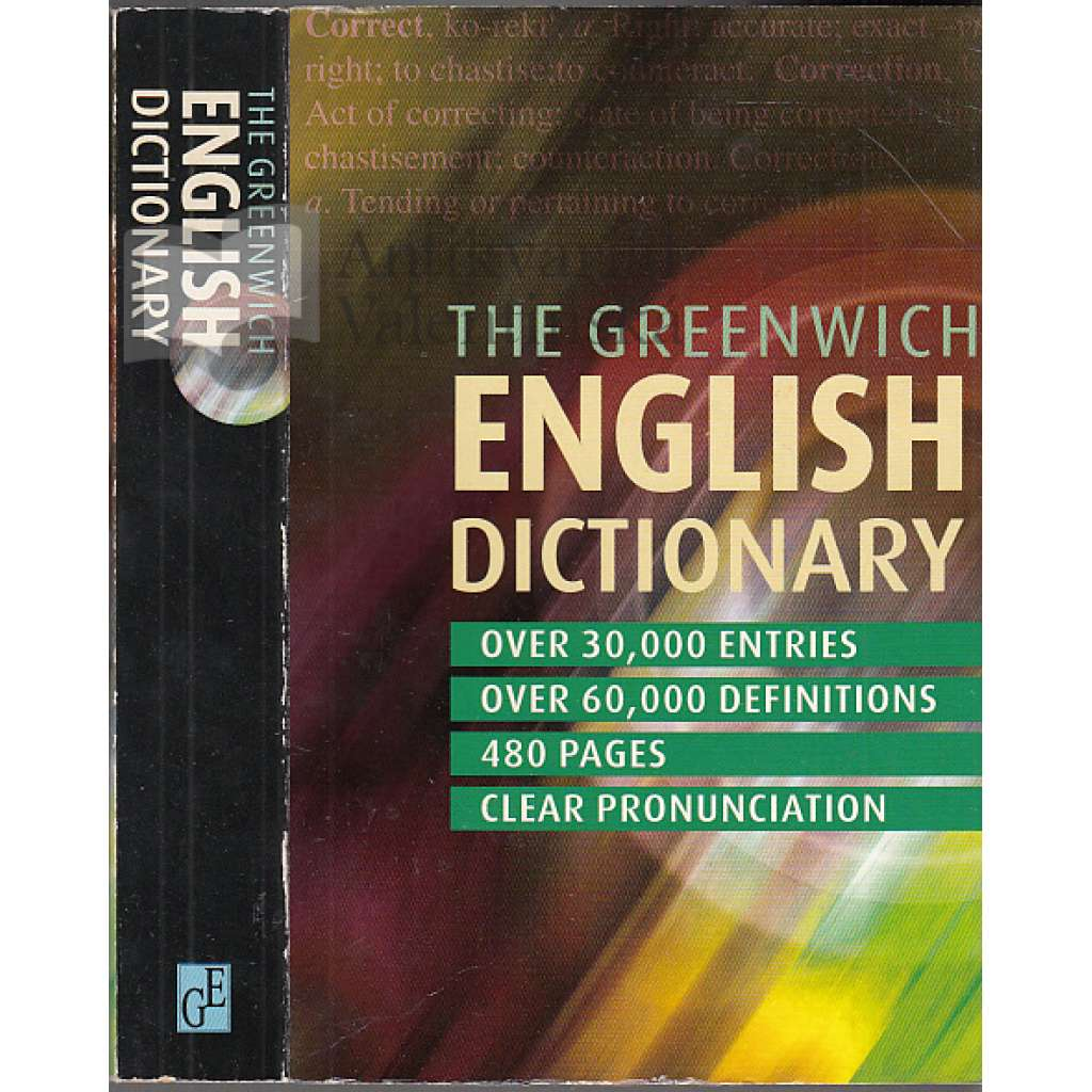 The greenwich english dictionary