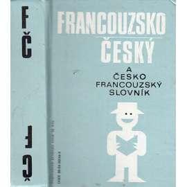 Francouzsko-český a česko-francouzský slovník na cesty