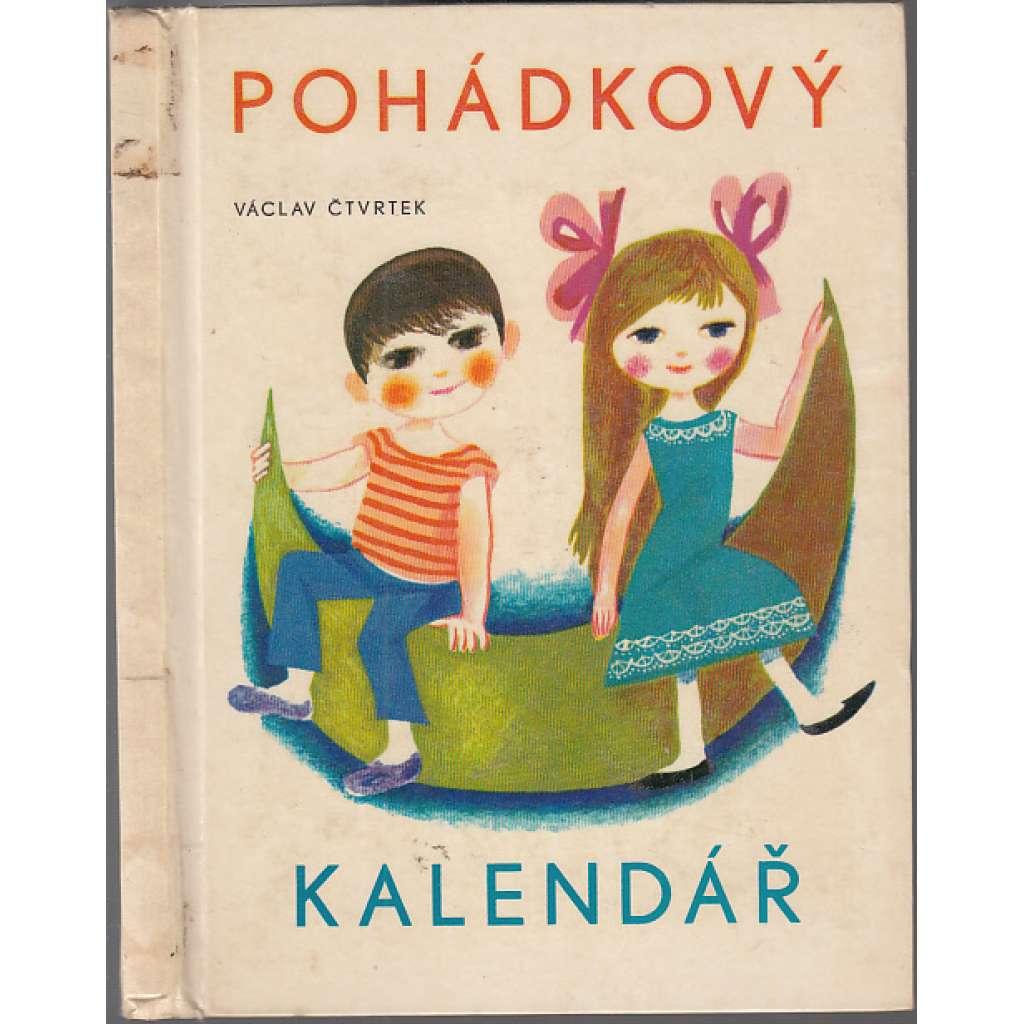 Pohádkový kalendář