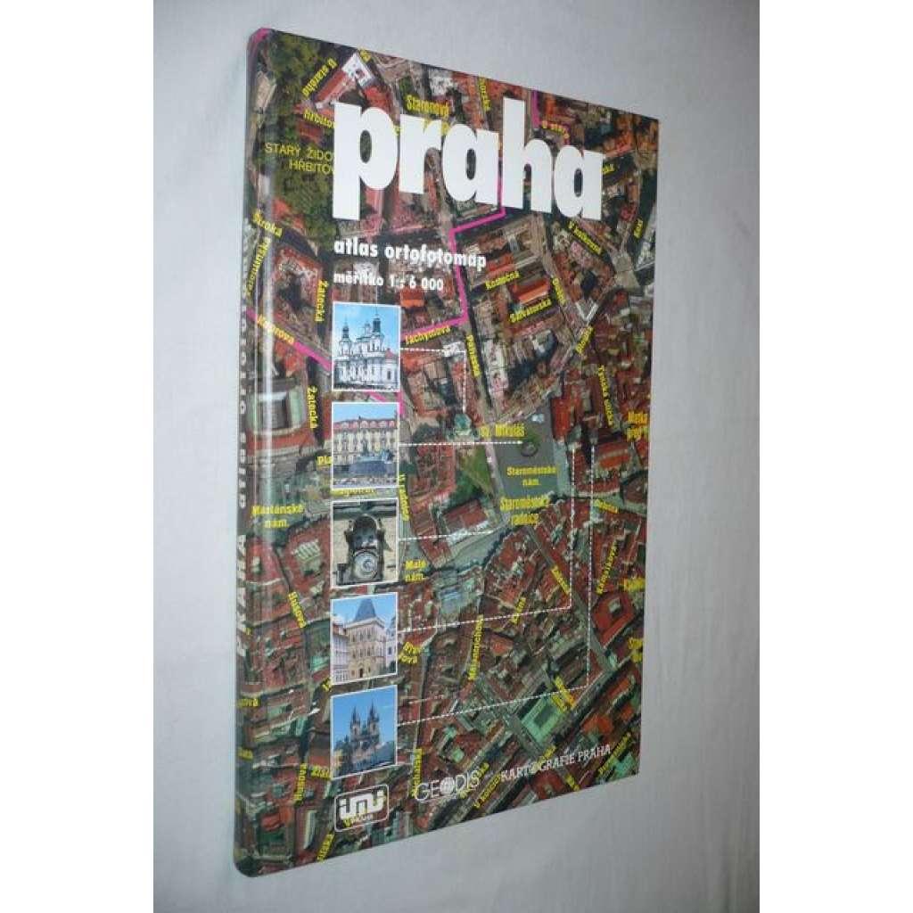 Praha : atlas ortofotomap