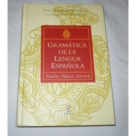 Gramática de la lengua espaňola