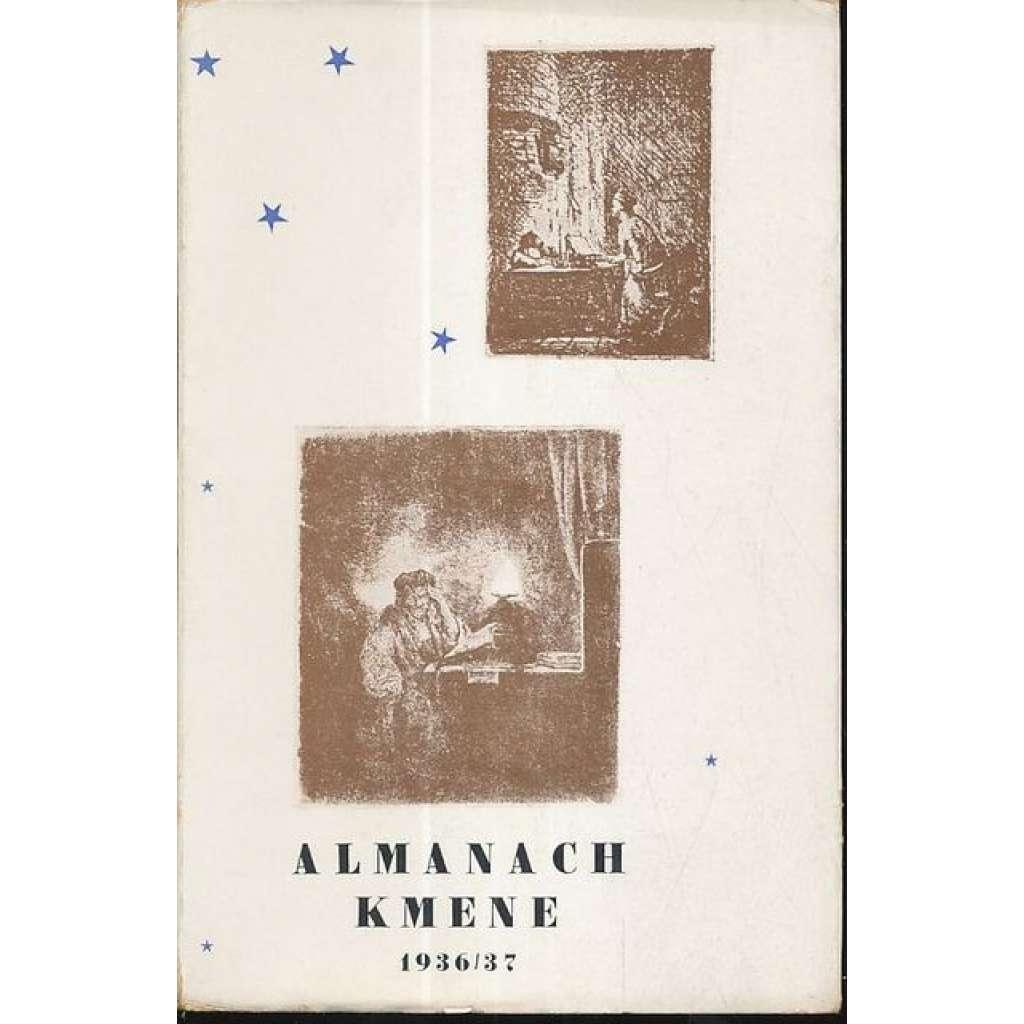 Almanach Kmene 1936/37