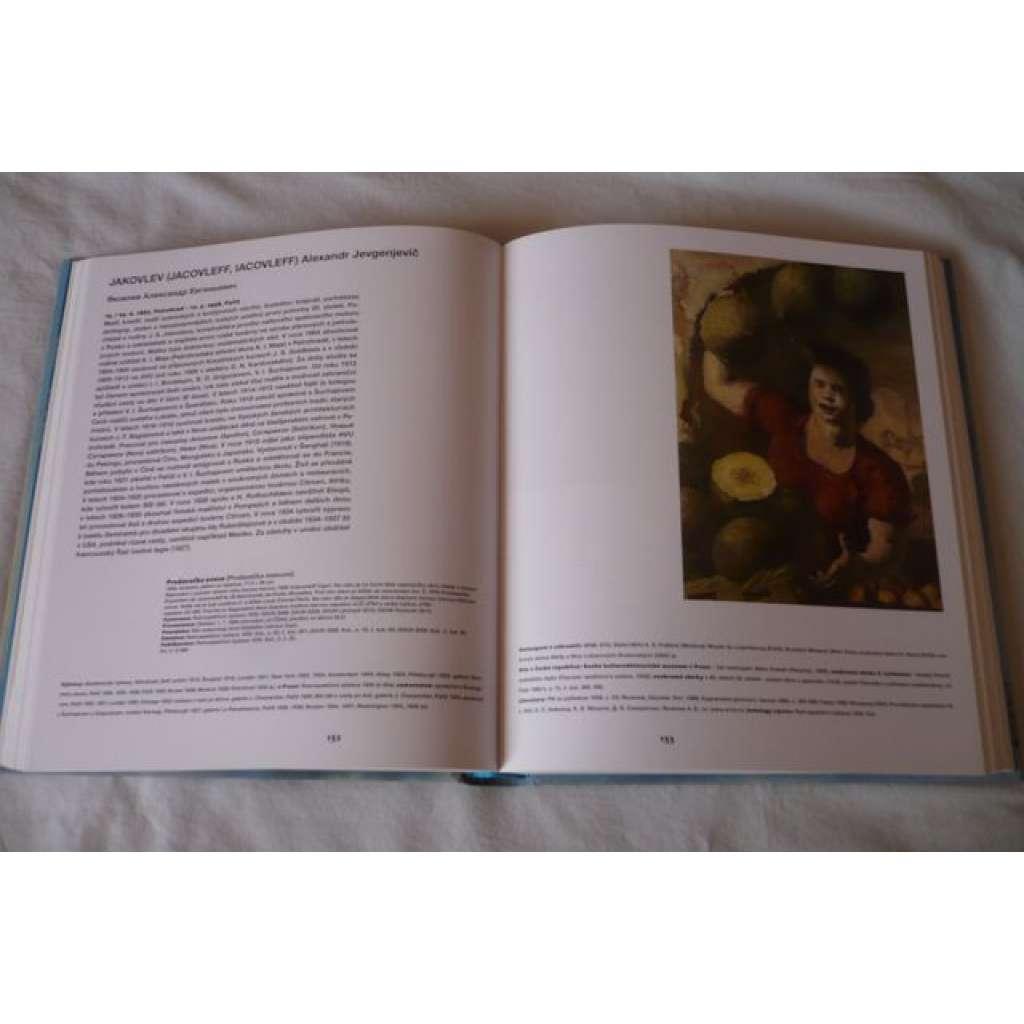 Ruska Malba Kresba A Grafika Antikvariat Valentinska