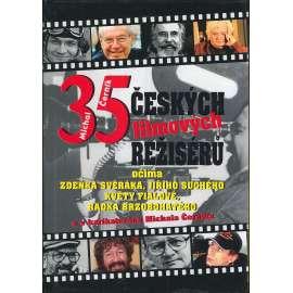 35 českých filmových režisérů