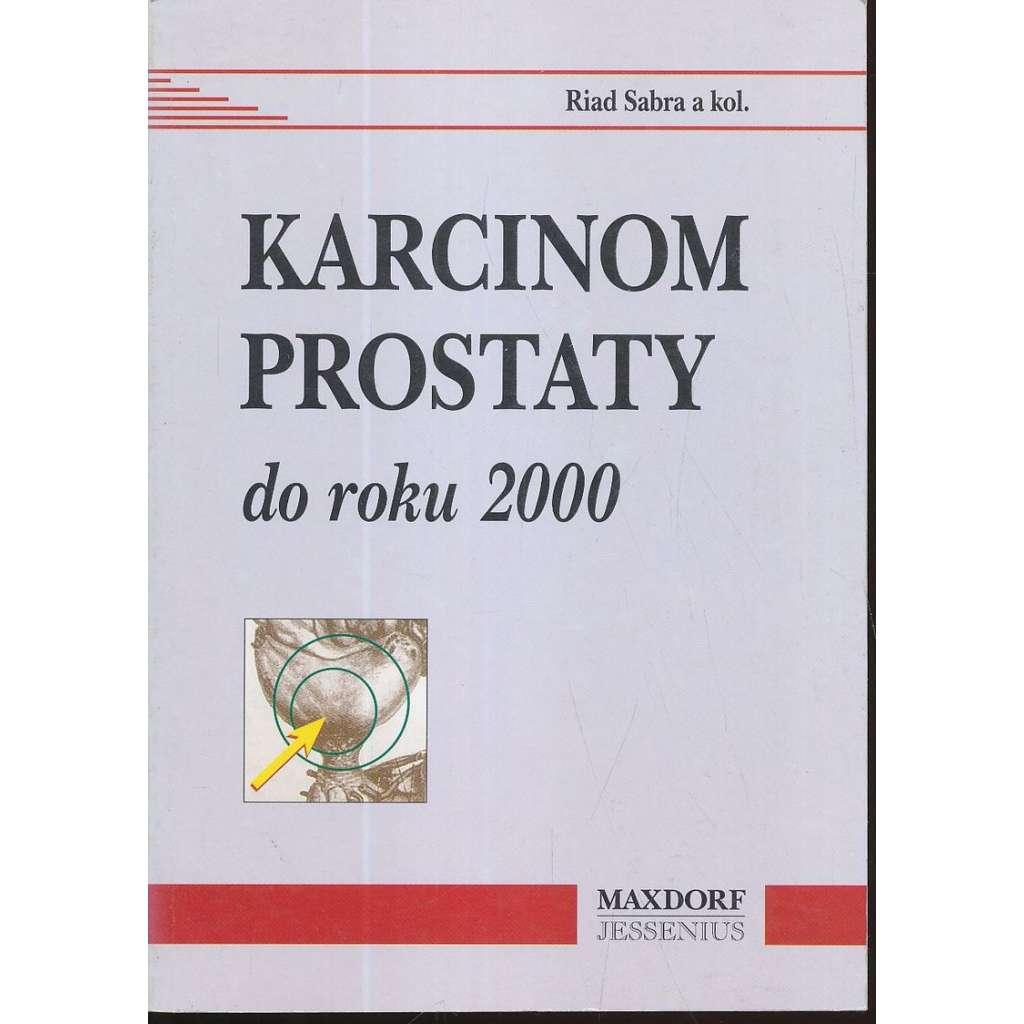 Karcinom  prostaty do roku 2000