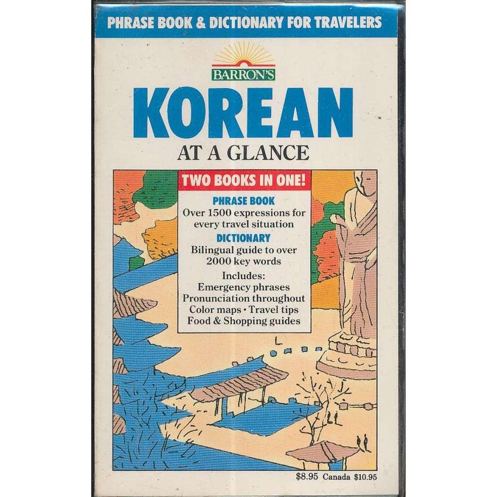 Korean at a glance