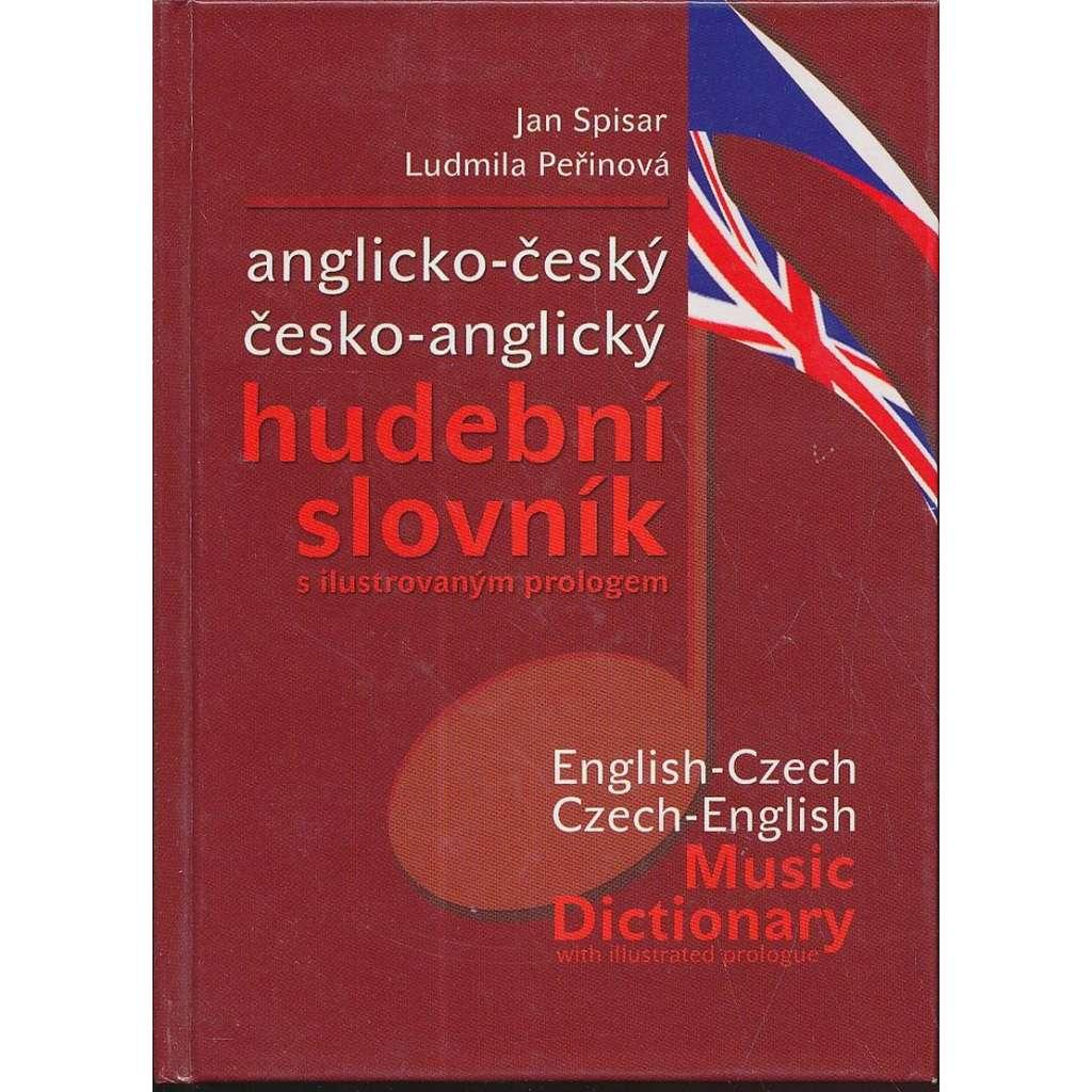 Anglicko-český a česko-anglický hudební...