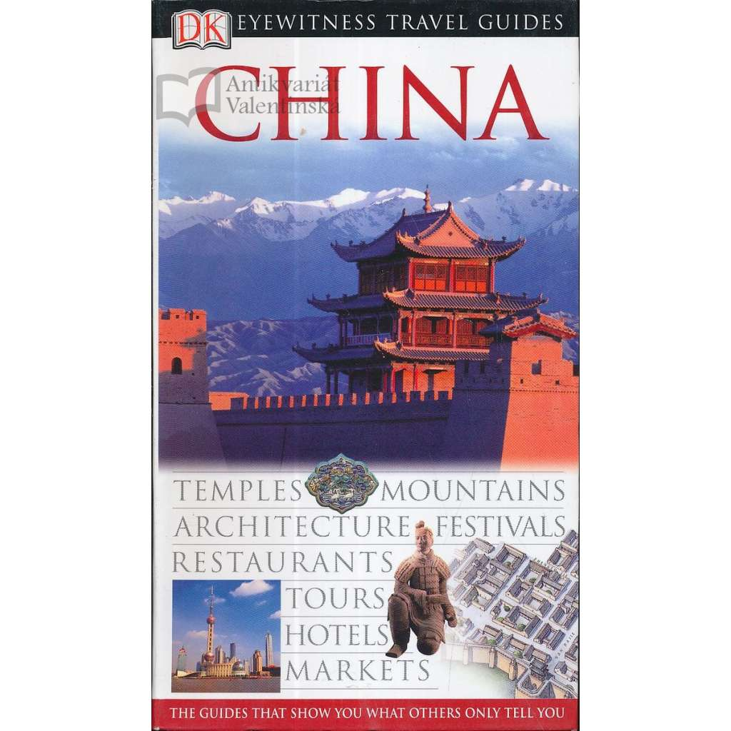 China. Eyewitness Travel Guides