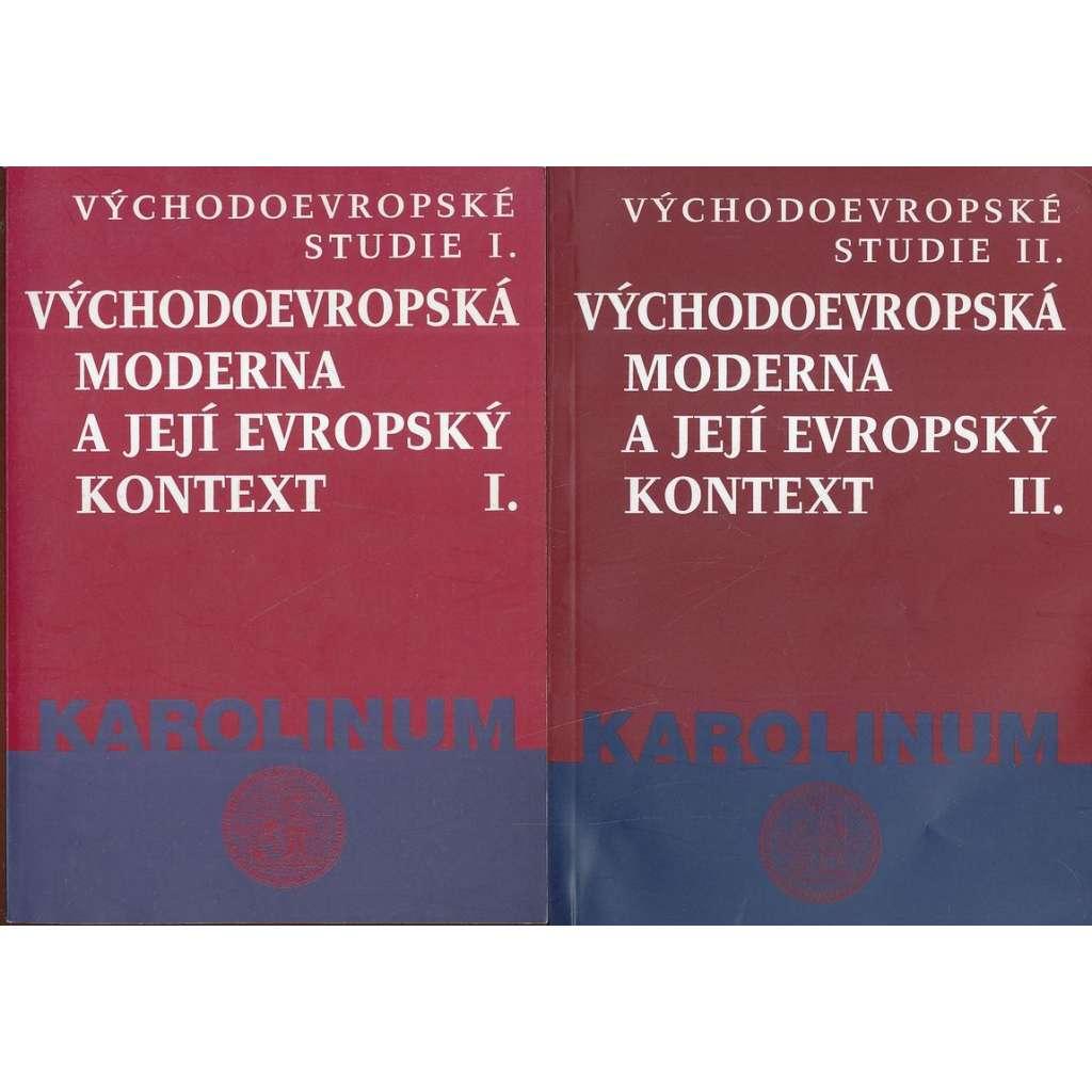 Východoevropská moderna...2 svazky