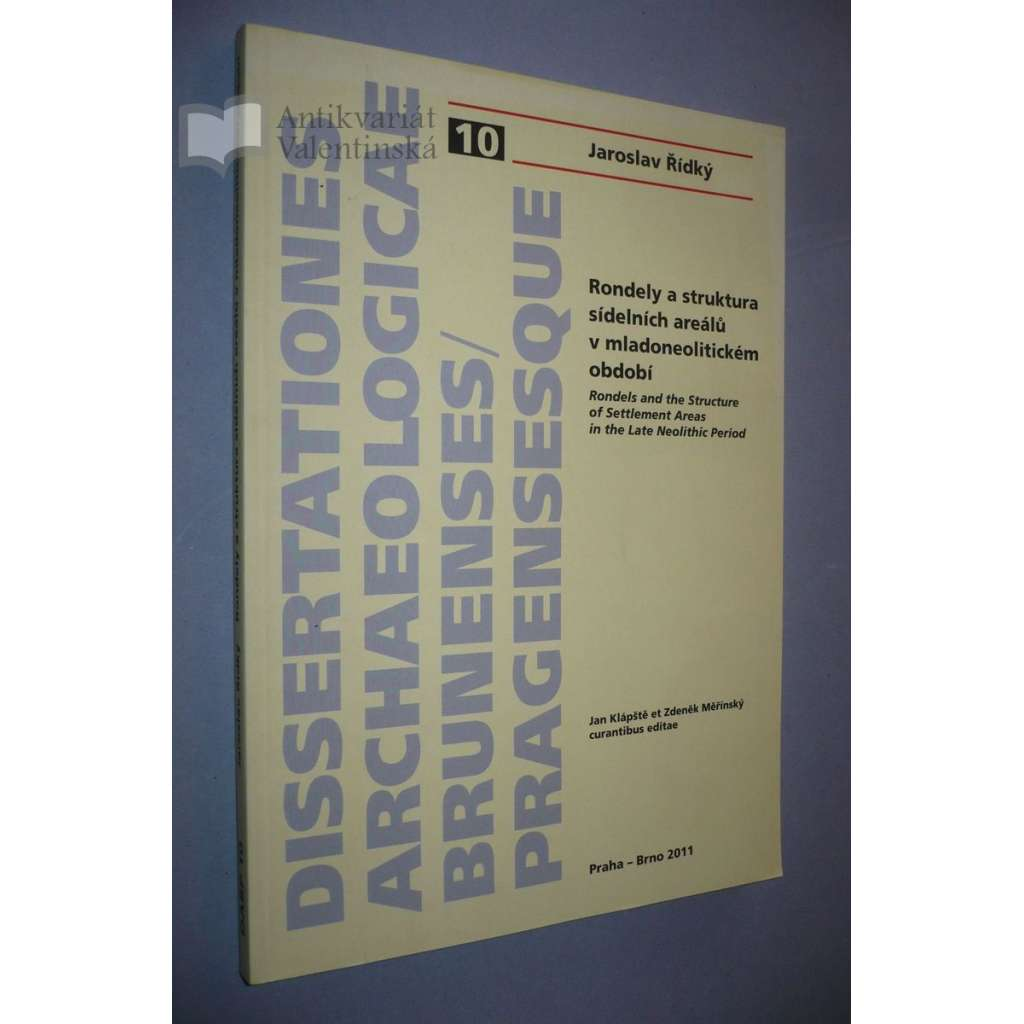 Dissertationes Archeologicae 10/2011
