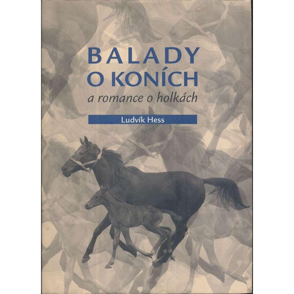 Balady o koních a romance o holkách