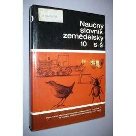 Naučný slovník zemědělský, Díl 10: S-Š