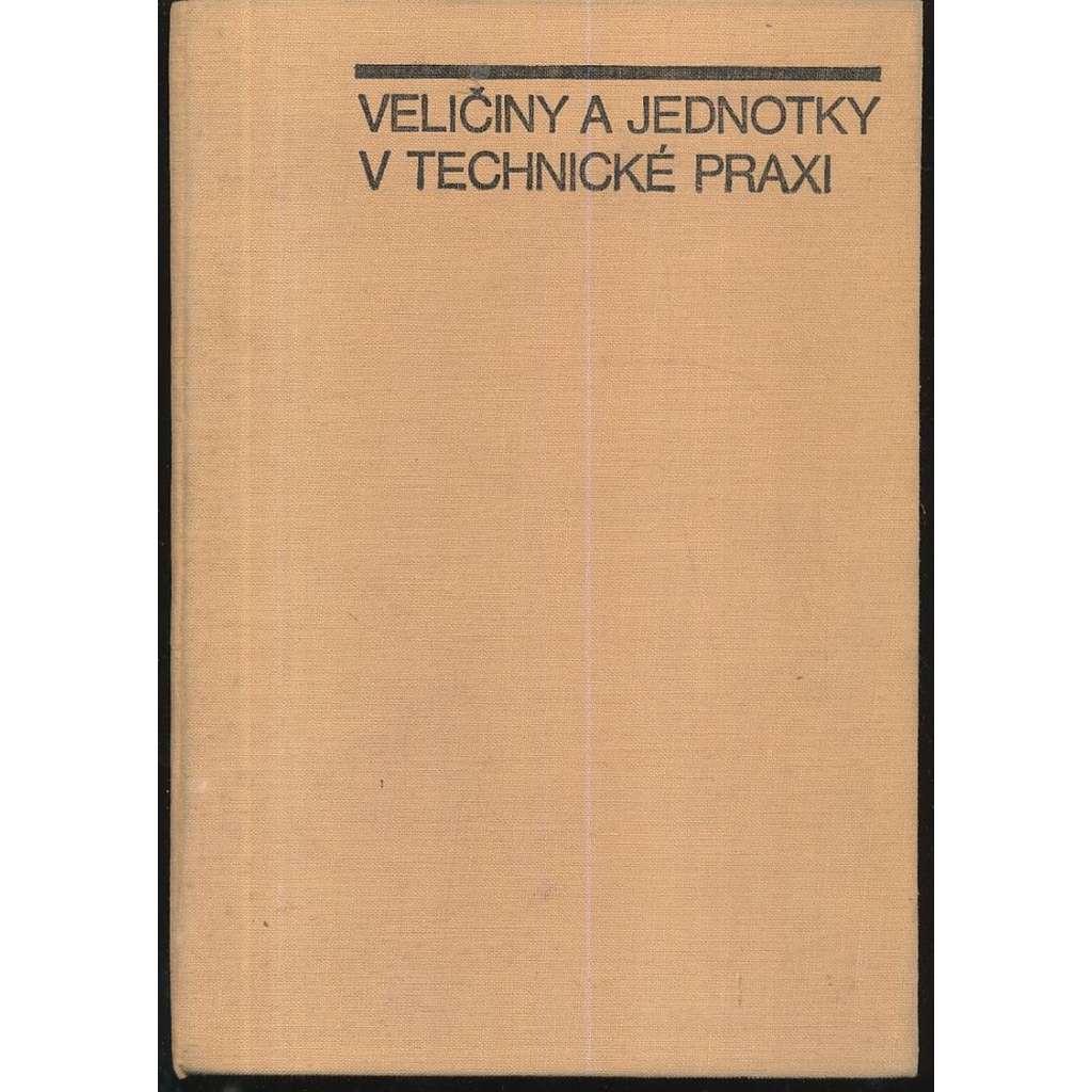 Veličiny a jednotky v technické praxi