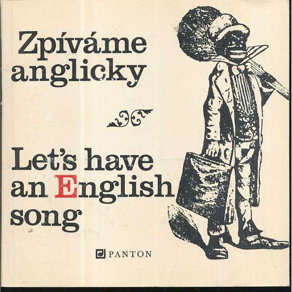 Zpíváme anglicky