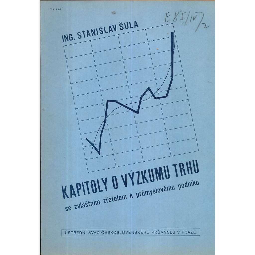 Kapitoly o výzkumu trhu