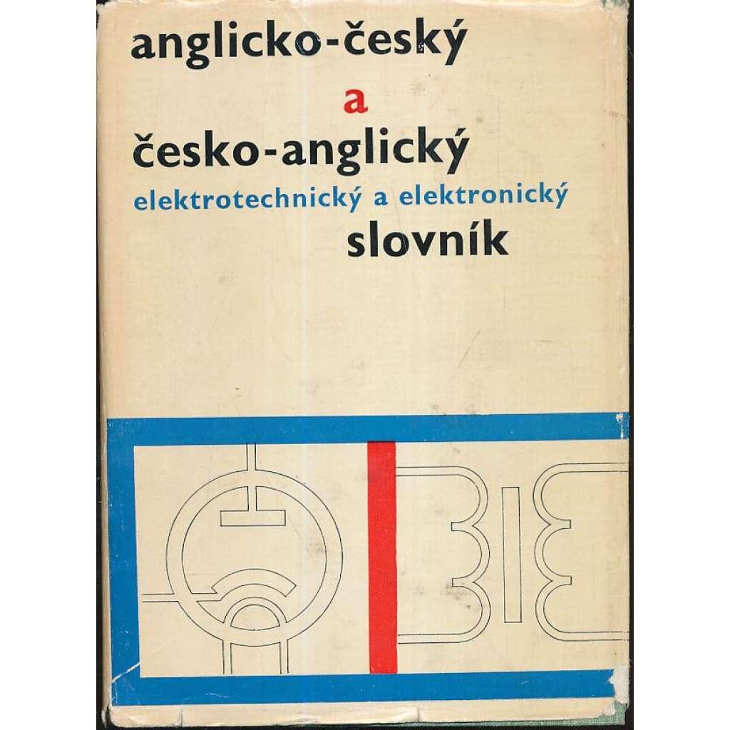 Anglicko-český/česko anglický elektrotechnický ...