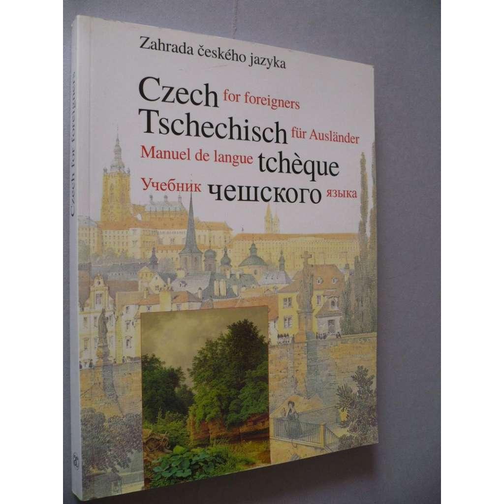 Zahrada českého jazyka - Czech for foreigners