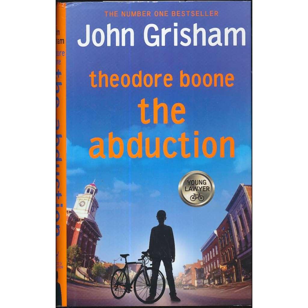 Theodore Boone: The Abduction - Antikvariát Valentinská Theodore Boone Nederlands