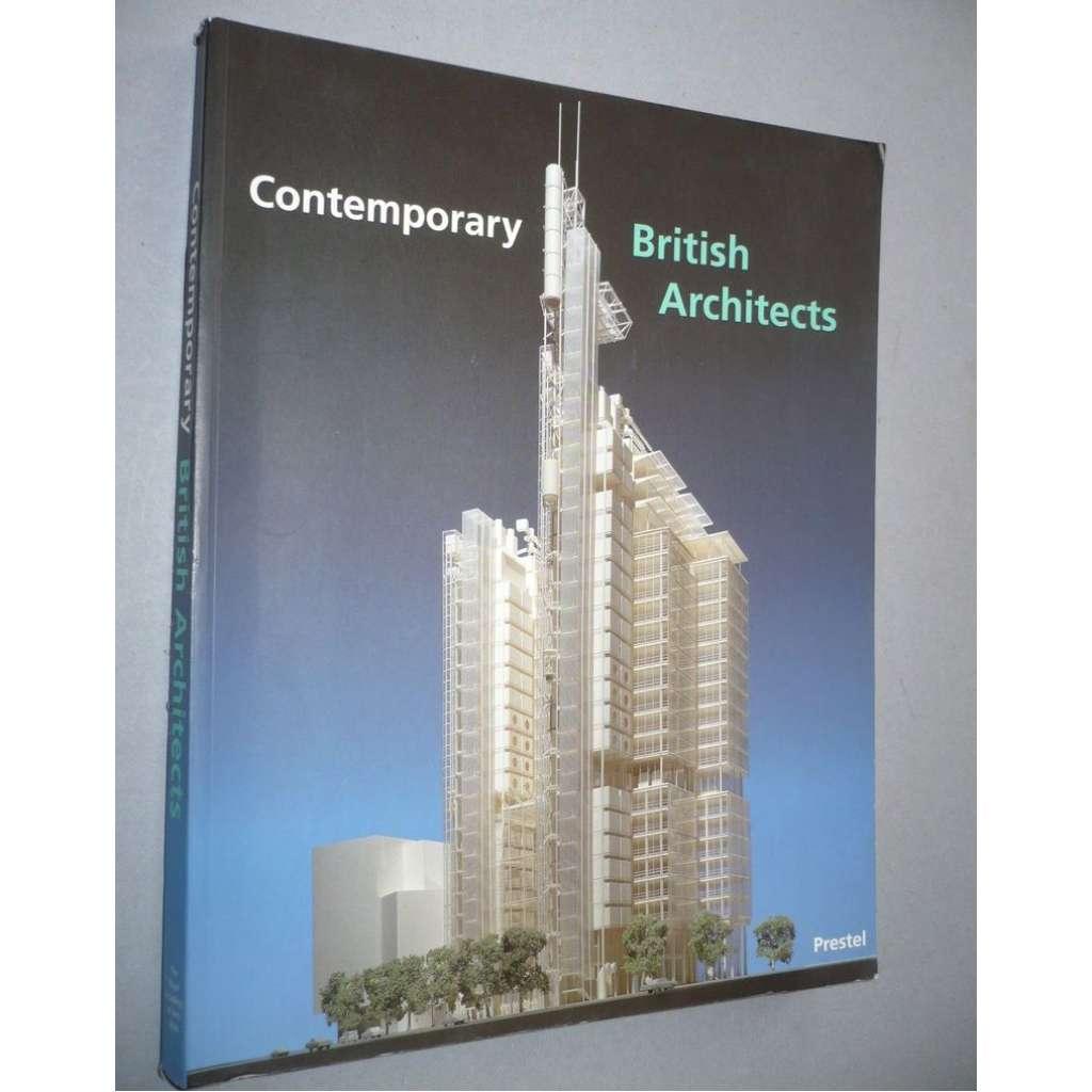 Contemporary British Architects