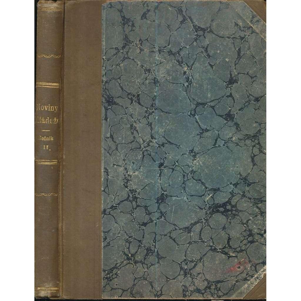 Noviny mládeže, č.1-20/1905-6