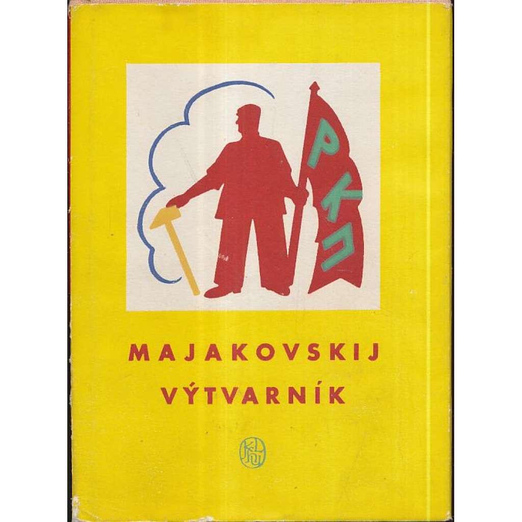 Majakovkij výtvarník
