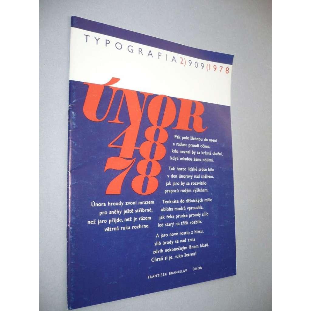 Typografia  2/1978