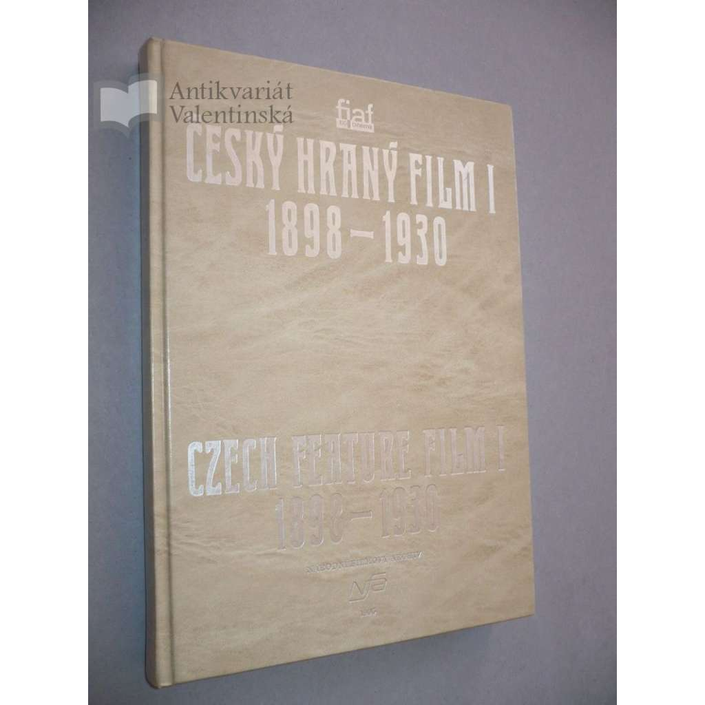 Český hraný film I. (1898-1930)