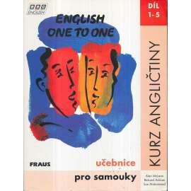 Kurz angličtiny. Učebnice pro samouky