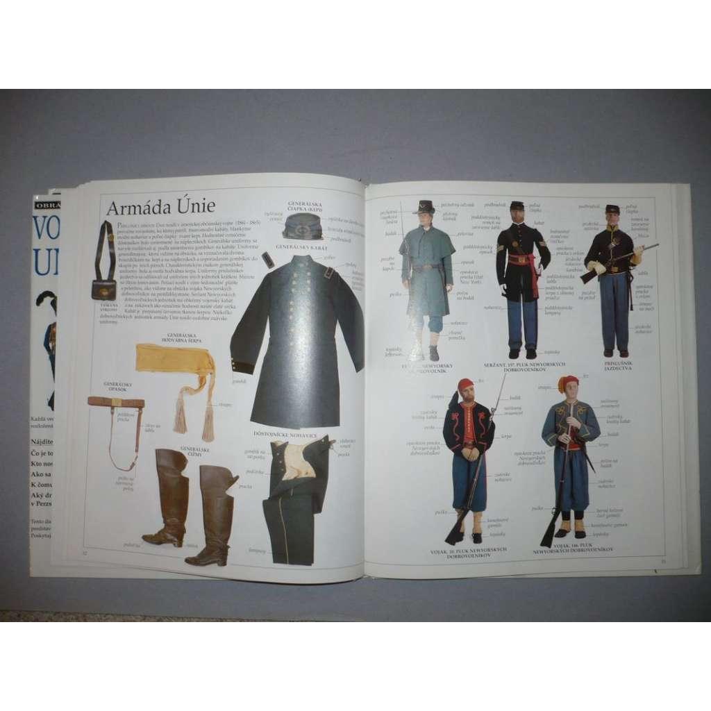 Vojenské uniformy a výstroj - Antikvariát Valentinská 23aebb5acc