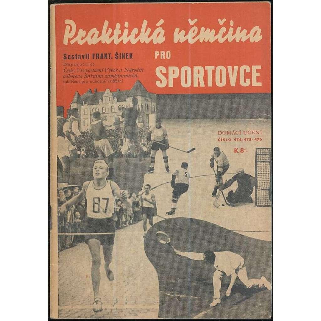 Praktická němčina pro sportovce