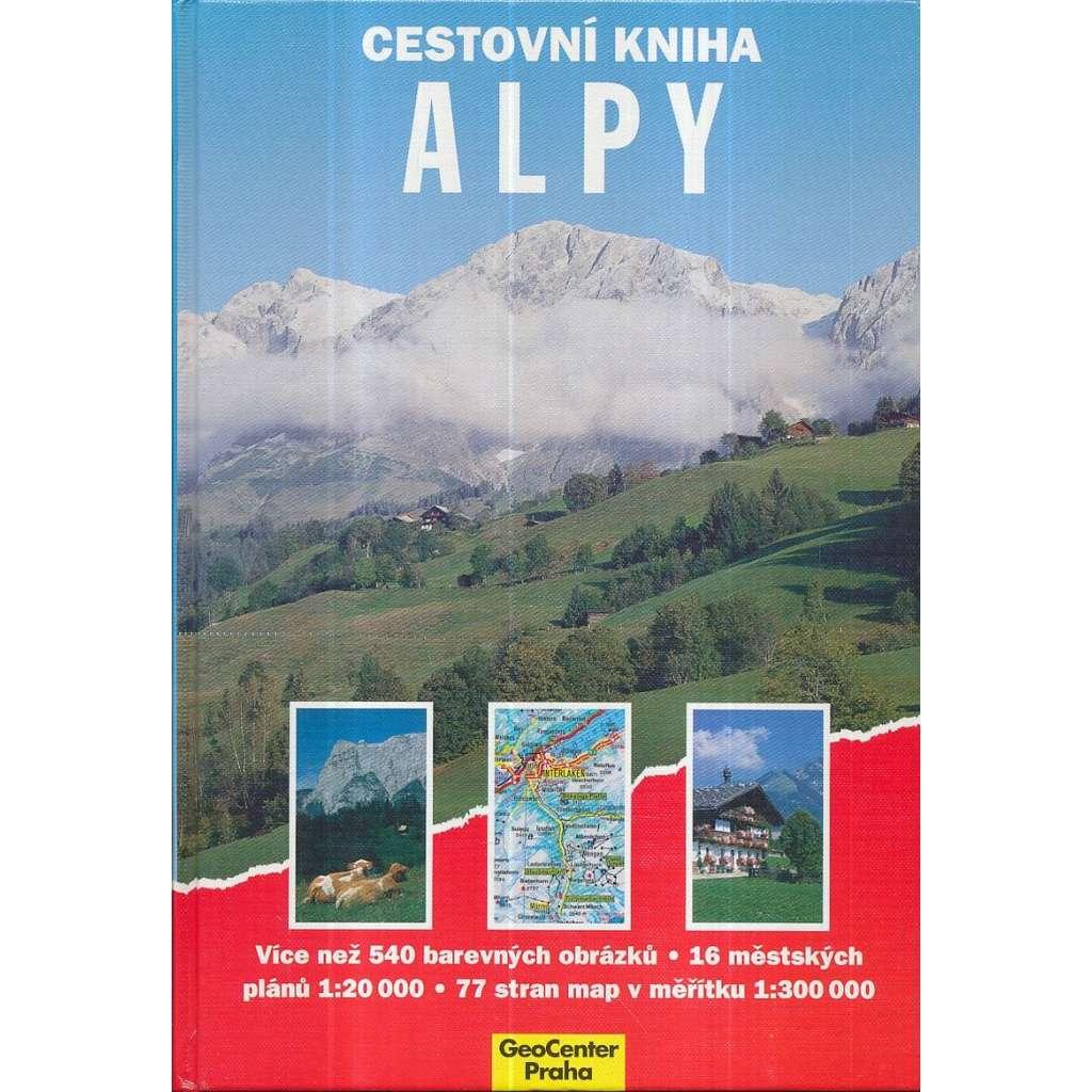Cestovní kniha. Alpy