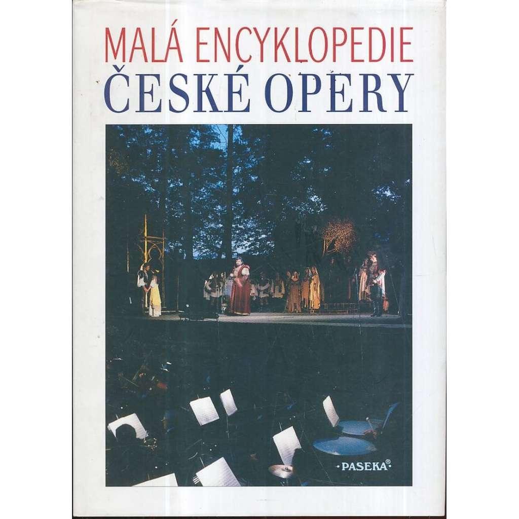 Malá encyklopedie české opery