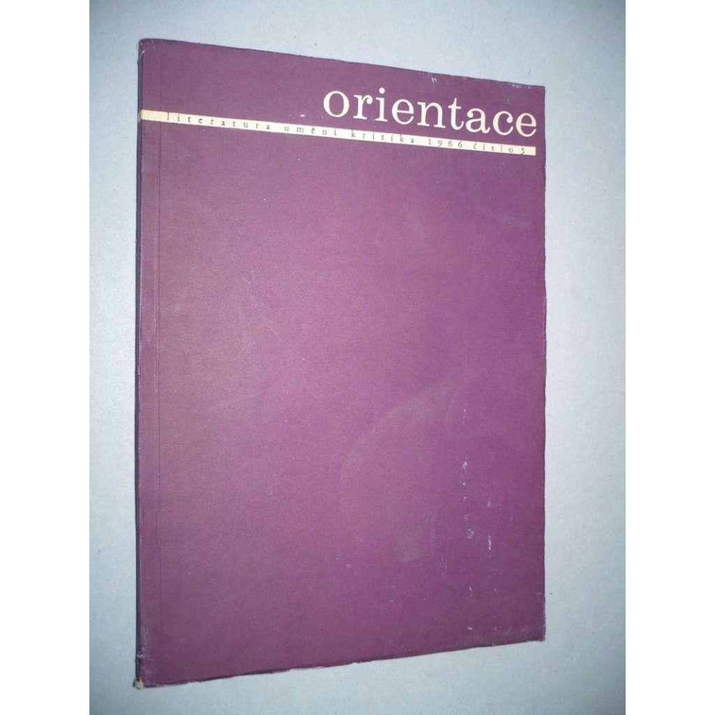 Orientace, 5/1966 (r. I.)