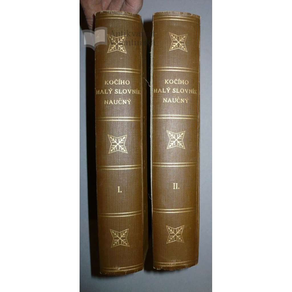 Malý slovník naučný, 2 svazky