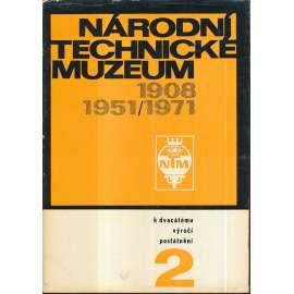 Národní technické muzeum - sborník 1908-1951-1971