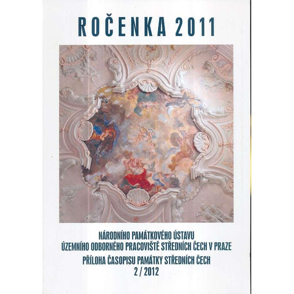 Ročenka 2011, Národní památkový ústav