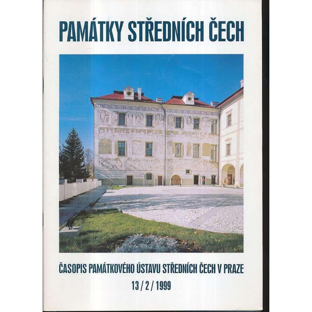Památky středních Čech 13/2/1999