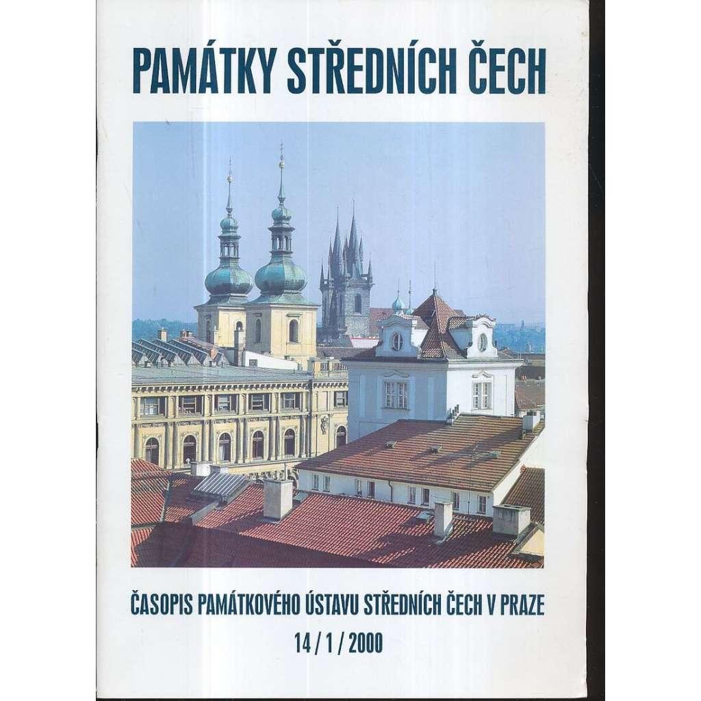 Památky středních Čech 14/1/2000