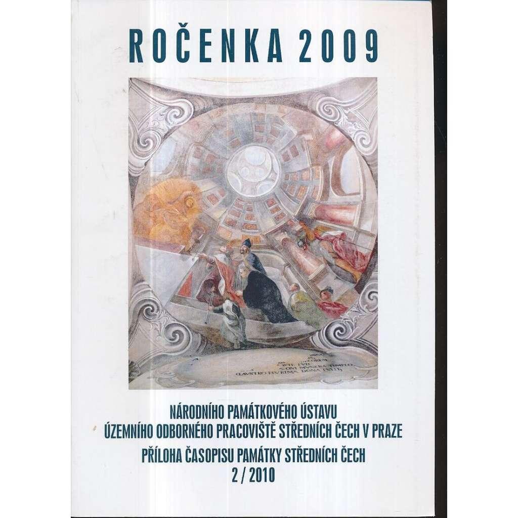 Ročenka 2009, Národní památkový ústav