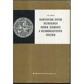 Kvantitativní systém reziduálních hornin, sedimentů...
