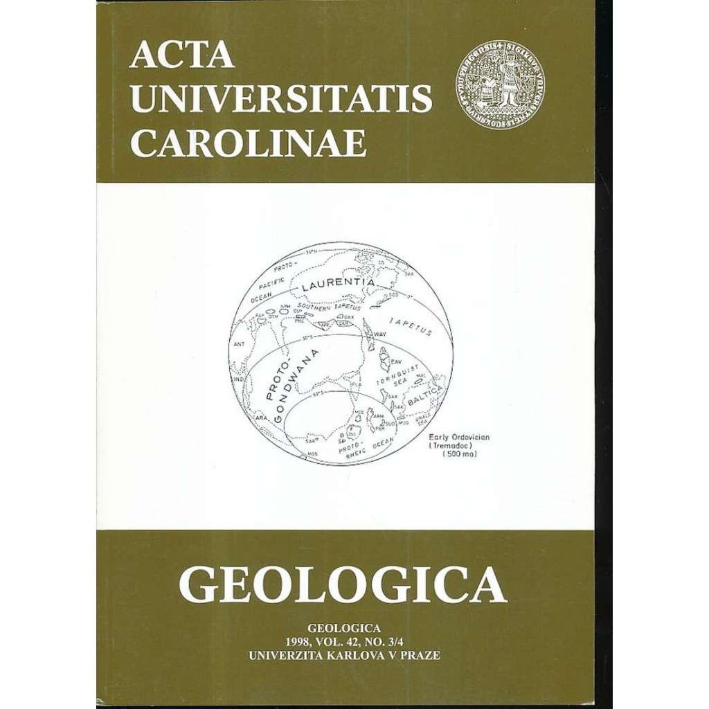 Geologica 1998, Vol.42, No 3/4