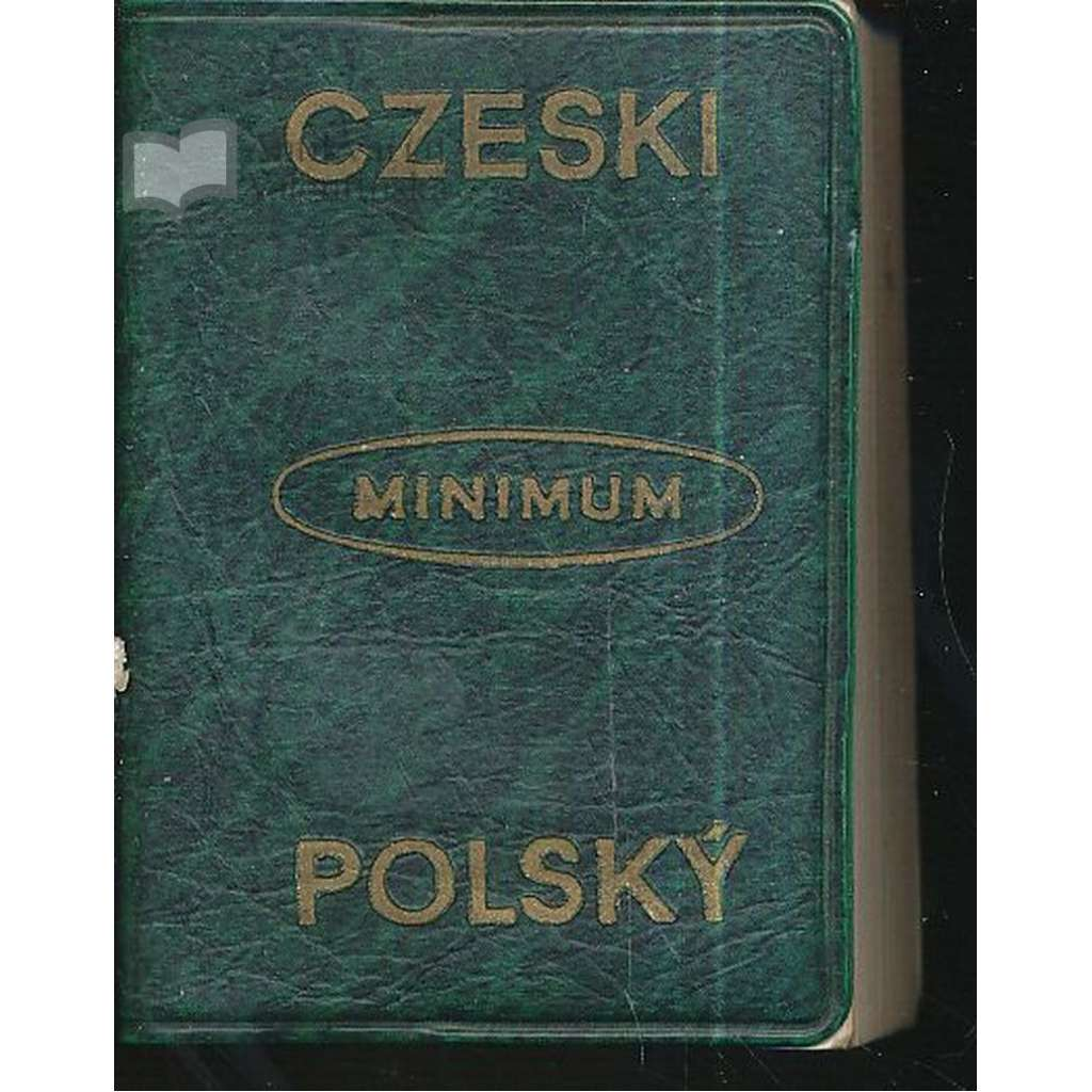 Česko-polský a polsko-český slovník